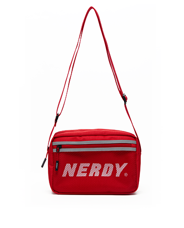 New 2way Mini Bag Red