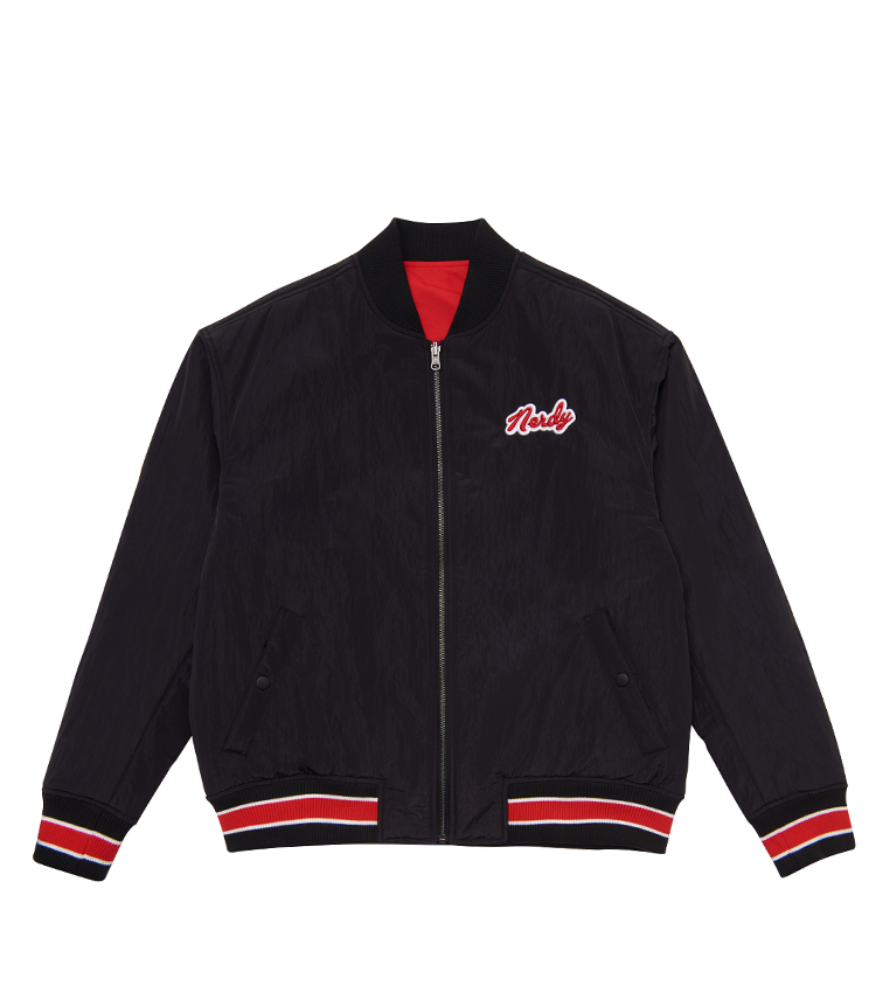 Reversible Jacket Black