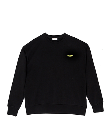NY Sweat Shirt Black
