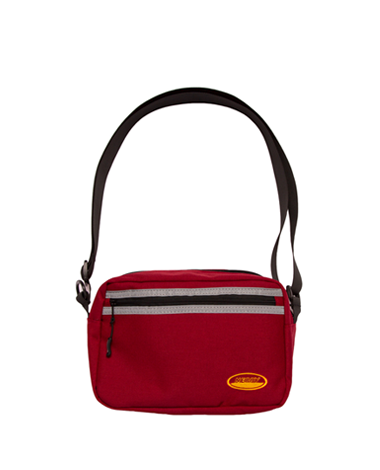 2Way Mini Bag Red