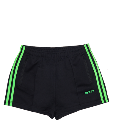Women's NY Track Shorts Black