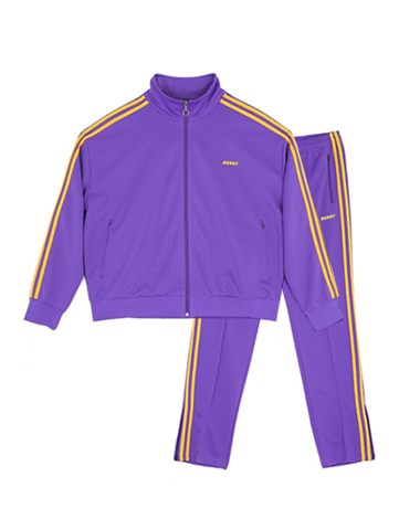 NY Track SET Purple / Yellow