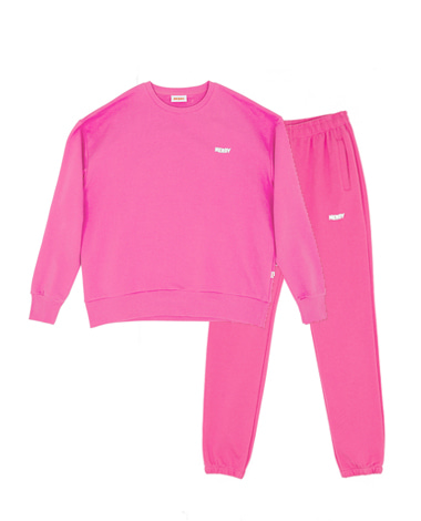 NY Sweat SET Pink