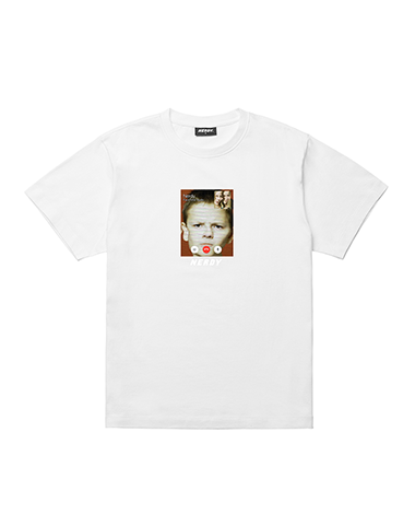 Face Time T-shirt White