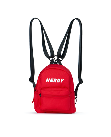 3way Mini Backpack_Red