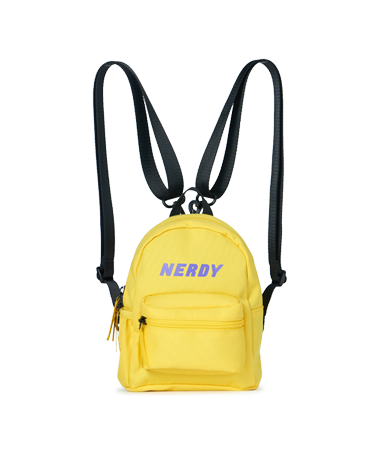 3way Mini Backpack_Yellow