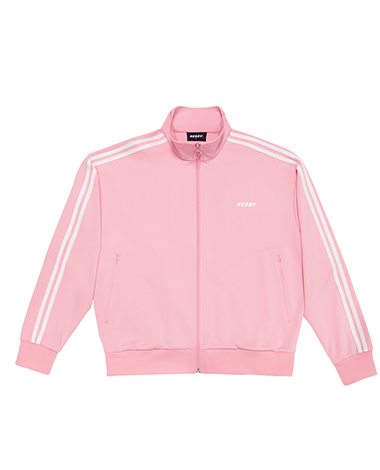 NY Track Top Pink