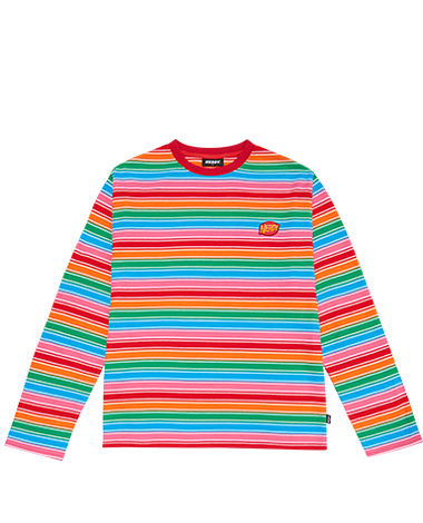Stripe T-shirt Multi