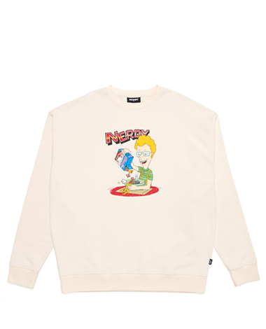 Cereal Sweatshirt Cream