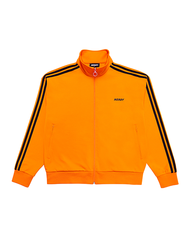NY Track Top Orange