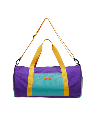 Duffle Bag Purple