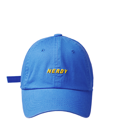Washed Essential Ball Cap Blue